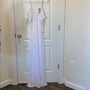Women's swimsuit cover up long dress